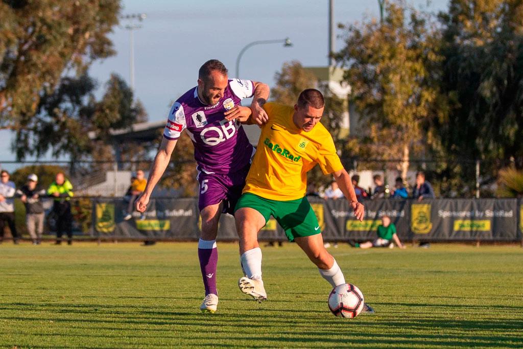 Rockingham City FC v Perth Glory